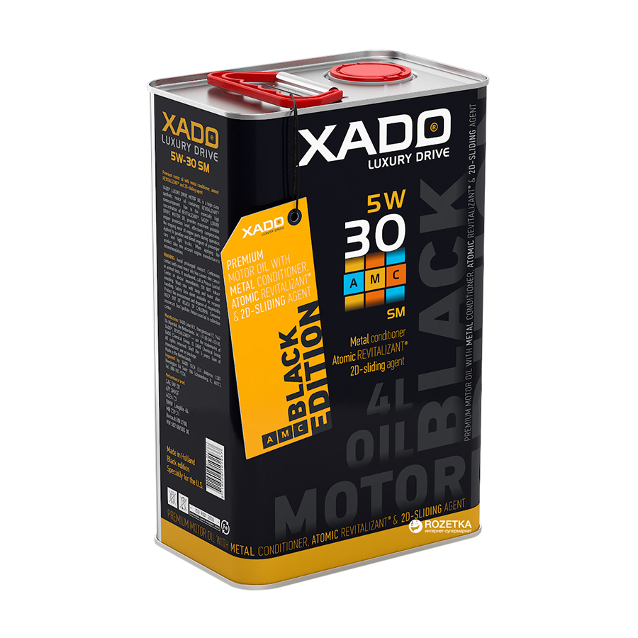 XADO Luxury Drive Black Edition 5W30