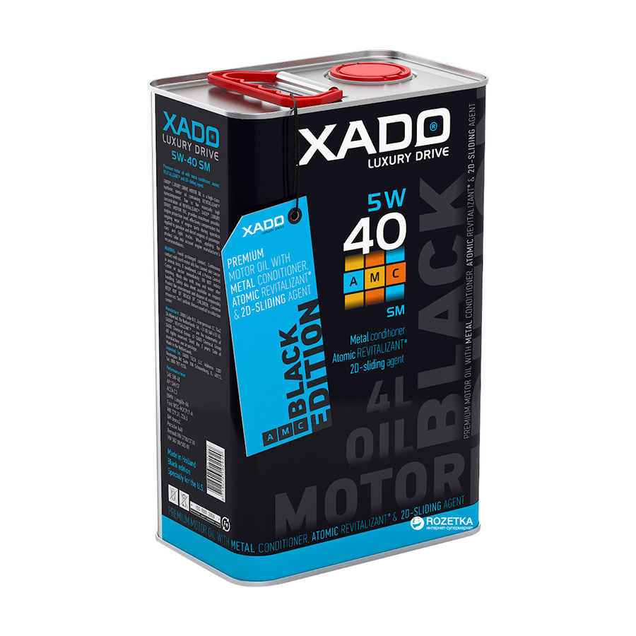 XADO Luxury Drive Black Edition 5W40